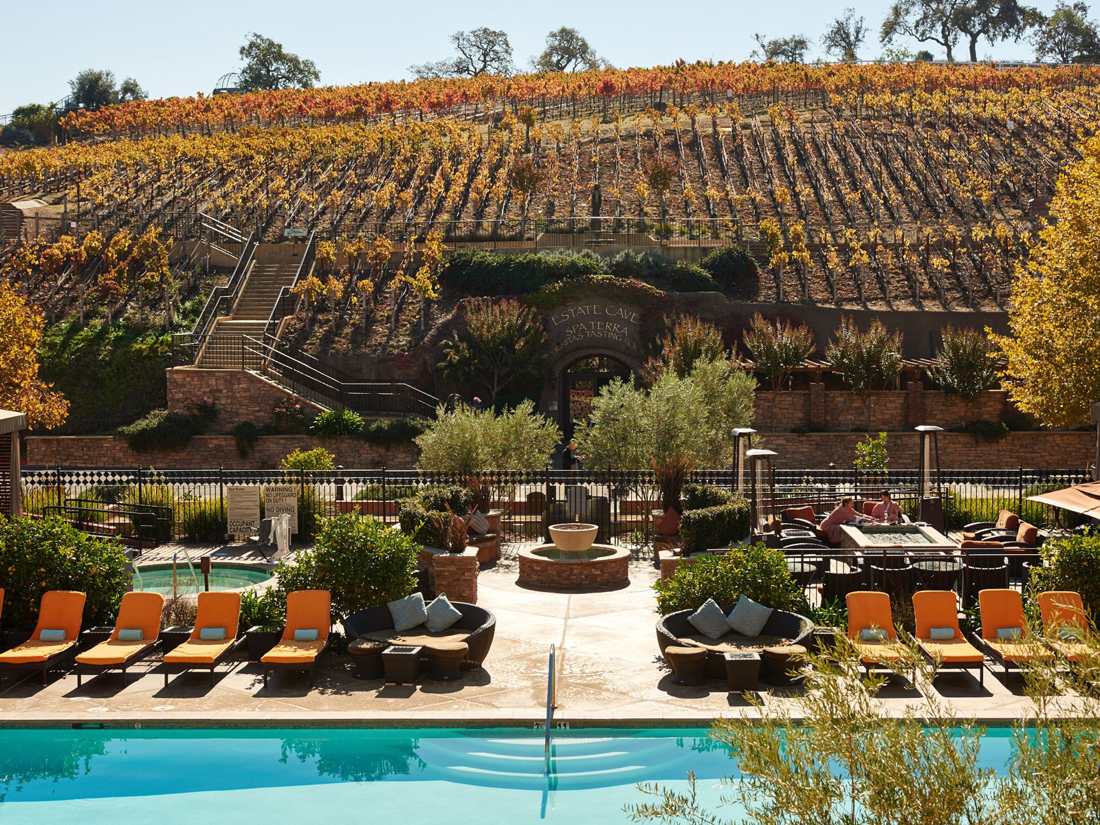 Where To Stay In Napa Valley California Wine Country S Best Luxury Hotels Food Wine
