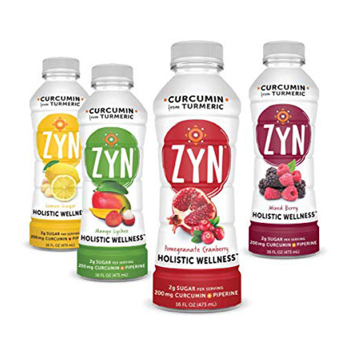 Zyn Holistic Wellness Health Drink
