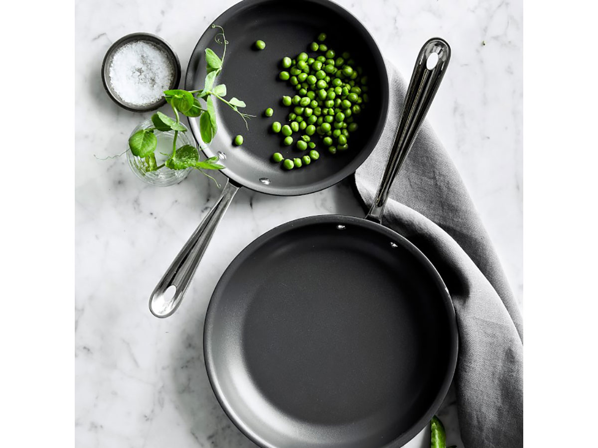 All-Clad NS1 Nonstick Induction Fry Pan