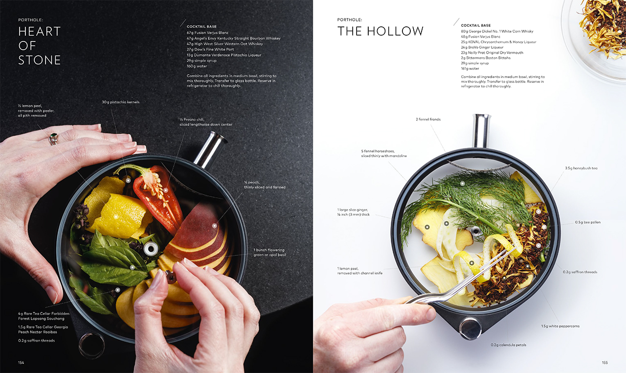 The Aviary Cocktail Book.