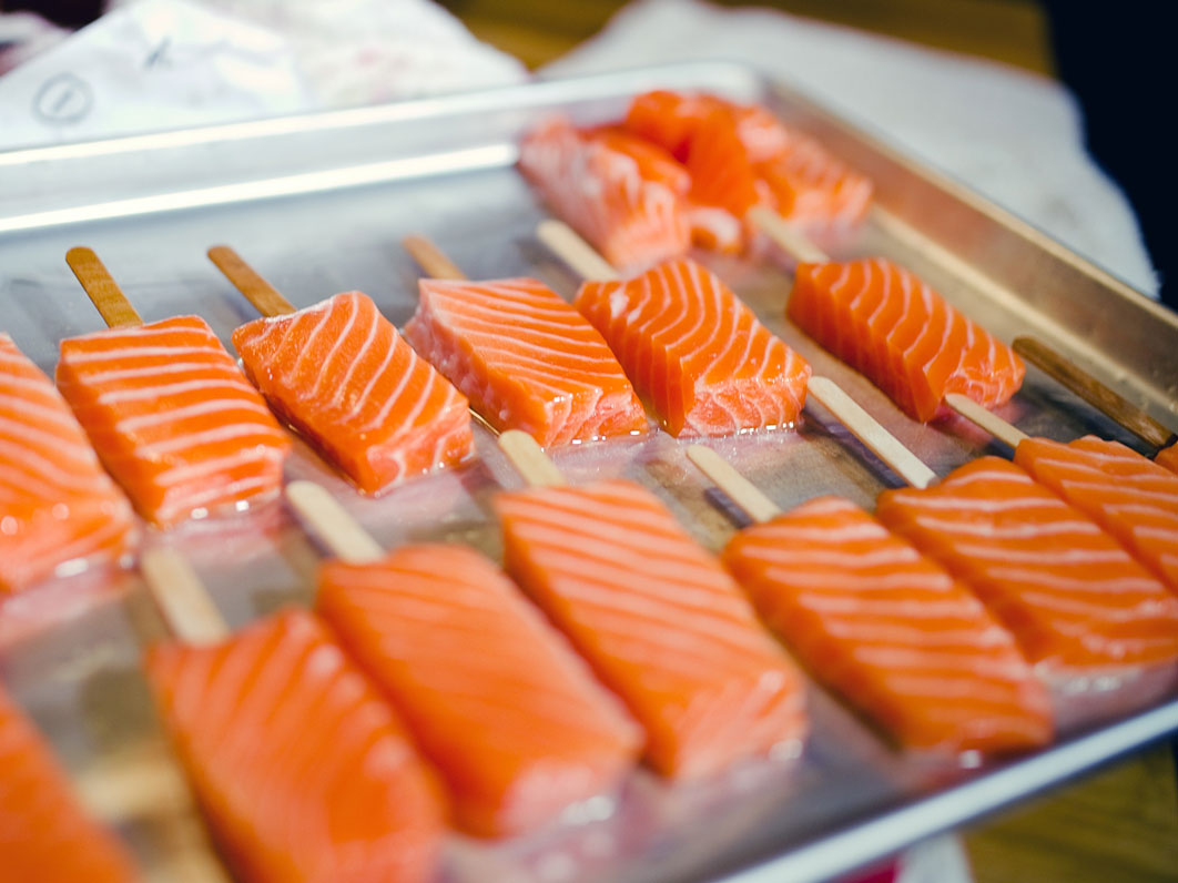 Ora King Salmon