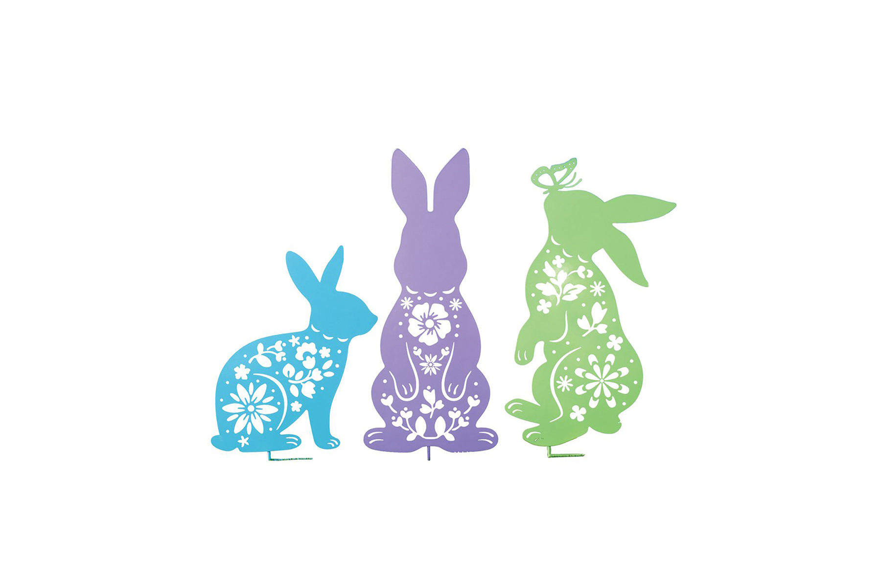Easter Bunny Outdoor Garden Decoration