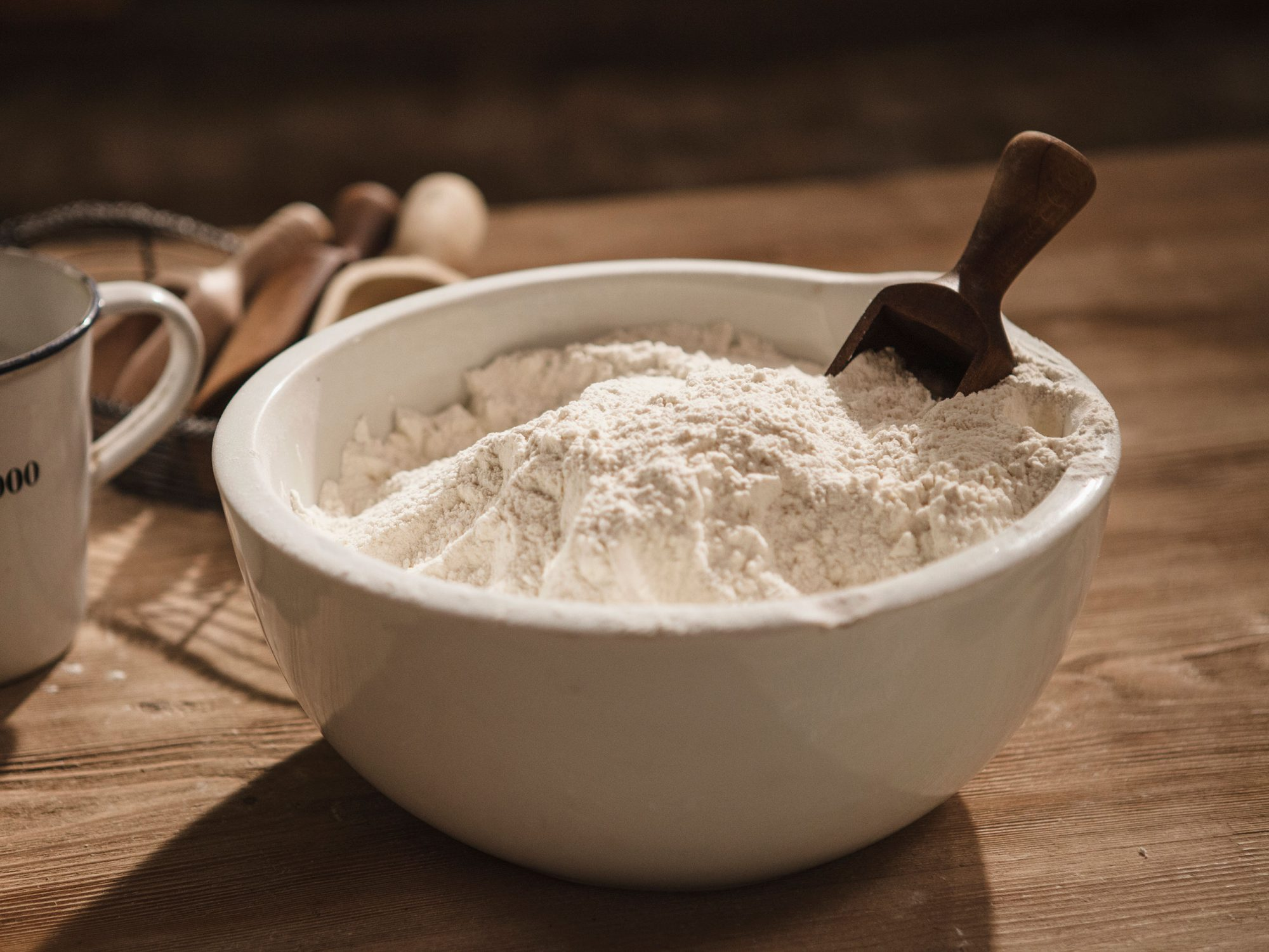 When Using Gluten-Free Flour Is Better Than Using Regular Flour