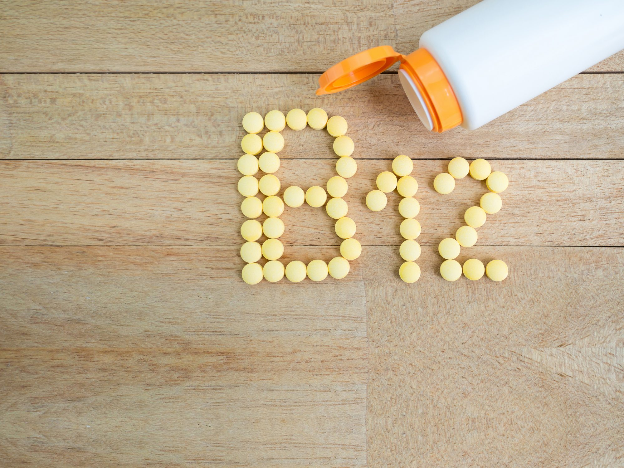 Make sure you're getting the B12 you need