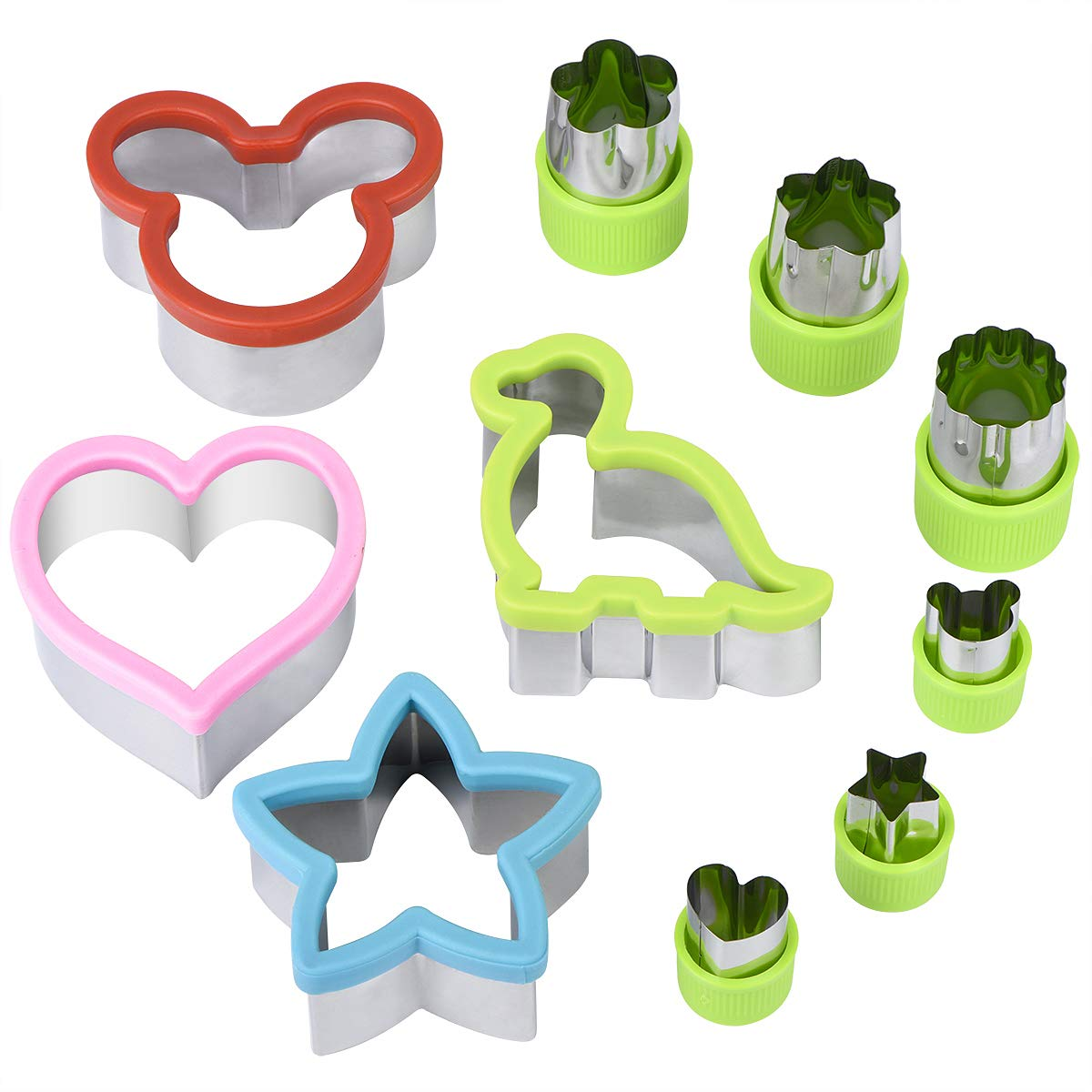 Kids sandwich cookie cutter