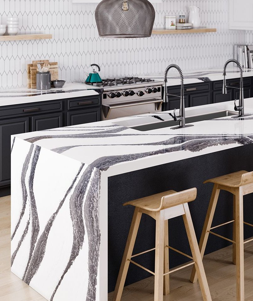 Careful, These Kitchen Countertops Are So Good They'll Make You Want to Remodel