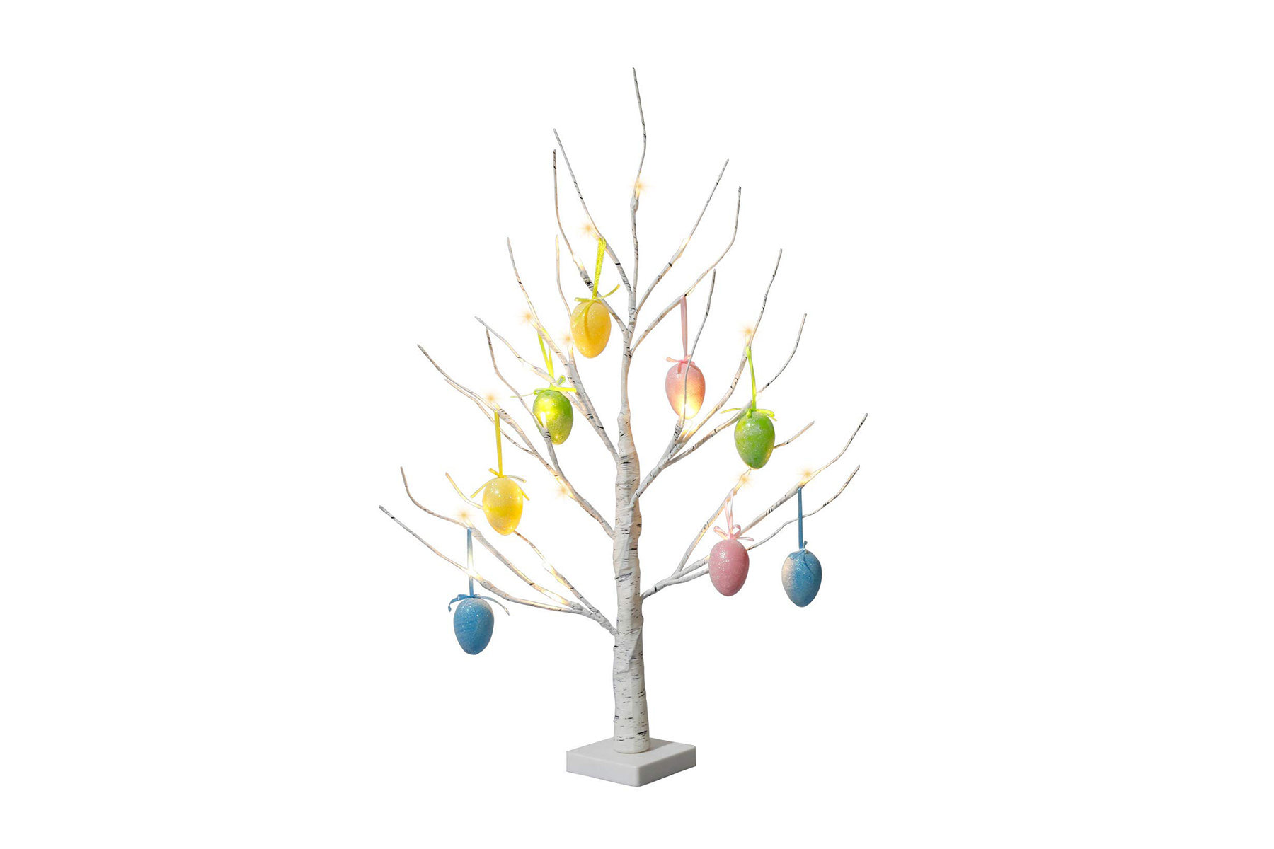 Spring Easter Egg Tree