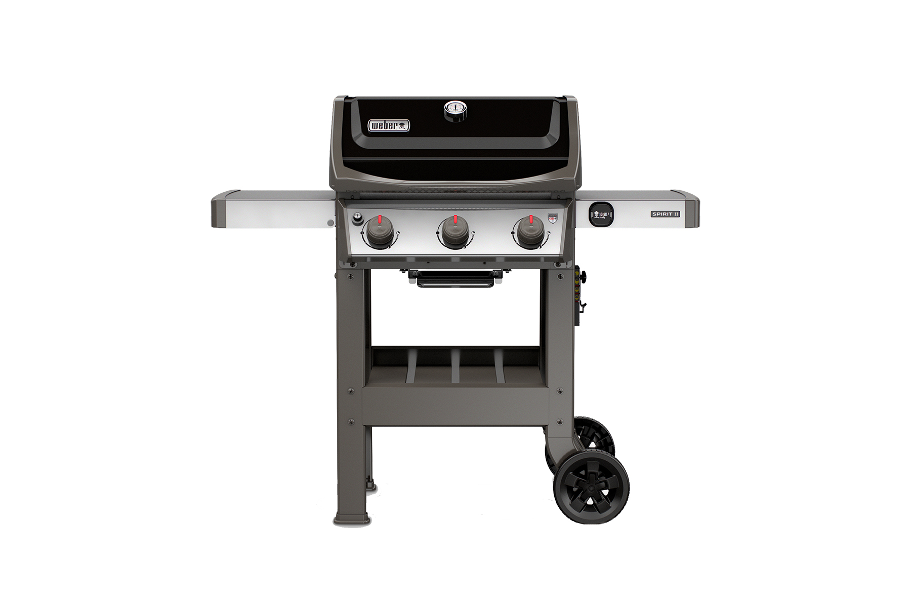 Best Propane Gas Option: Weber Spirit II E 310 Propane Gas Grill