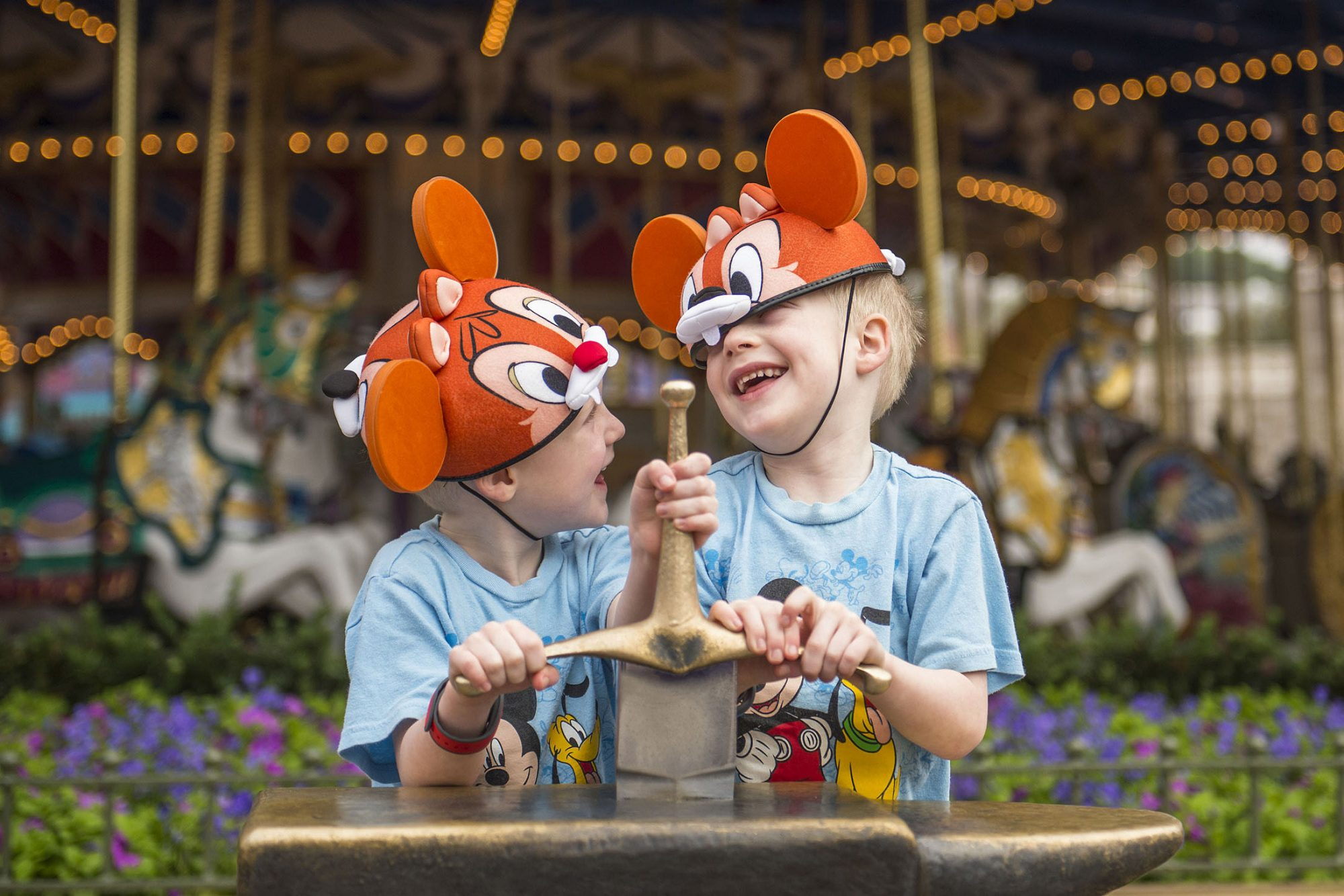 Fun with Little Ones at Magic Kingdom