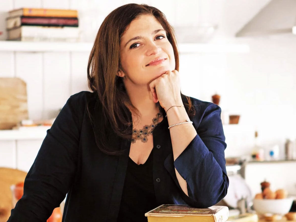 Alex Guarnaschelli.