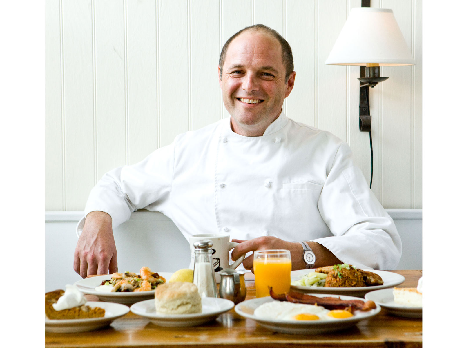 Hominy Grill Robert Stehling Chef