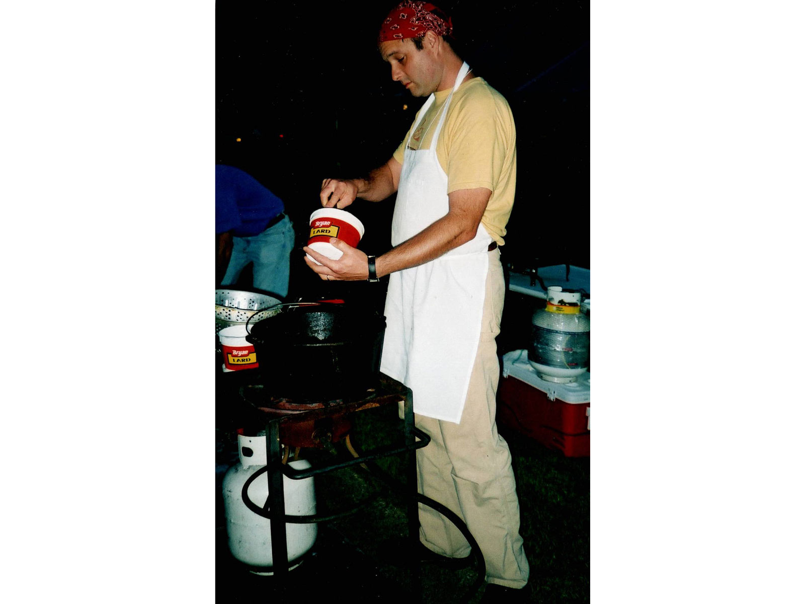 Hominy Grill Chef Robert Stehling