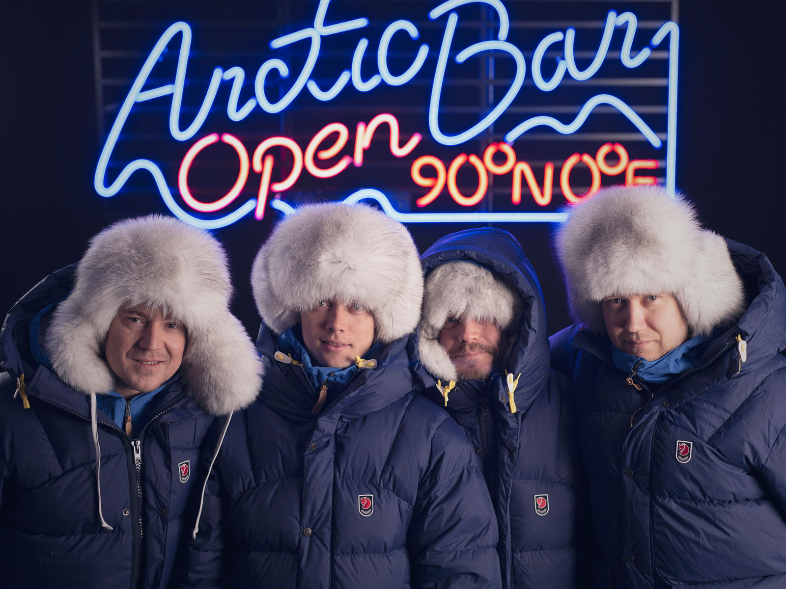 North Pole bar