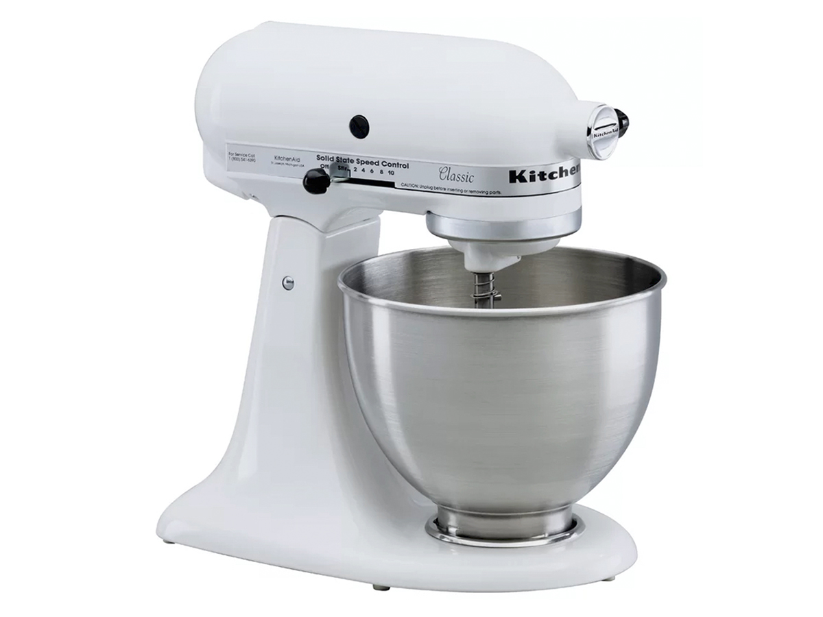 KitchenAid® Classic™ Series 4.5 Quart Tilt-Head Stand Mixer