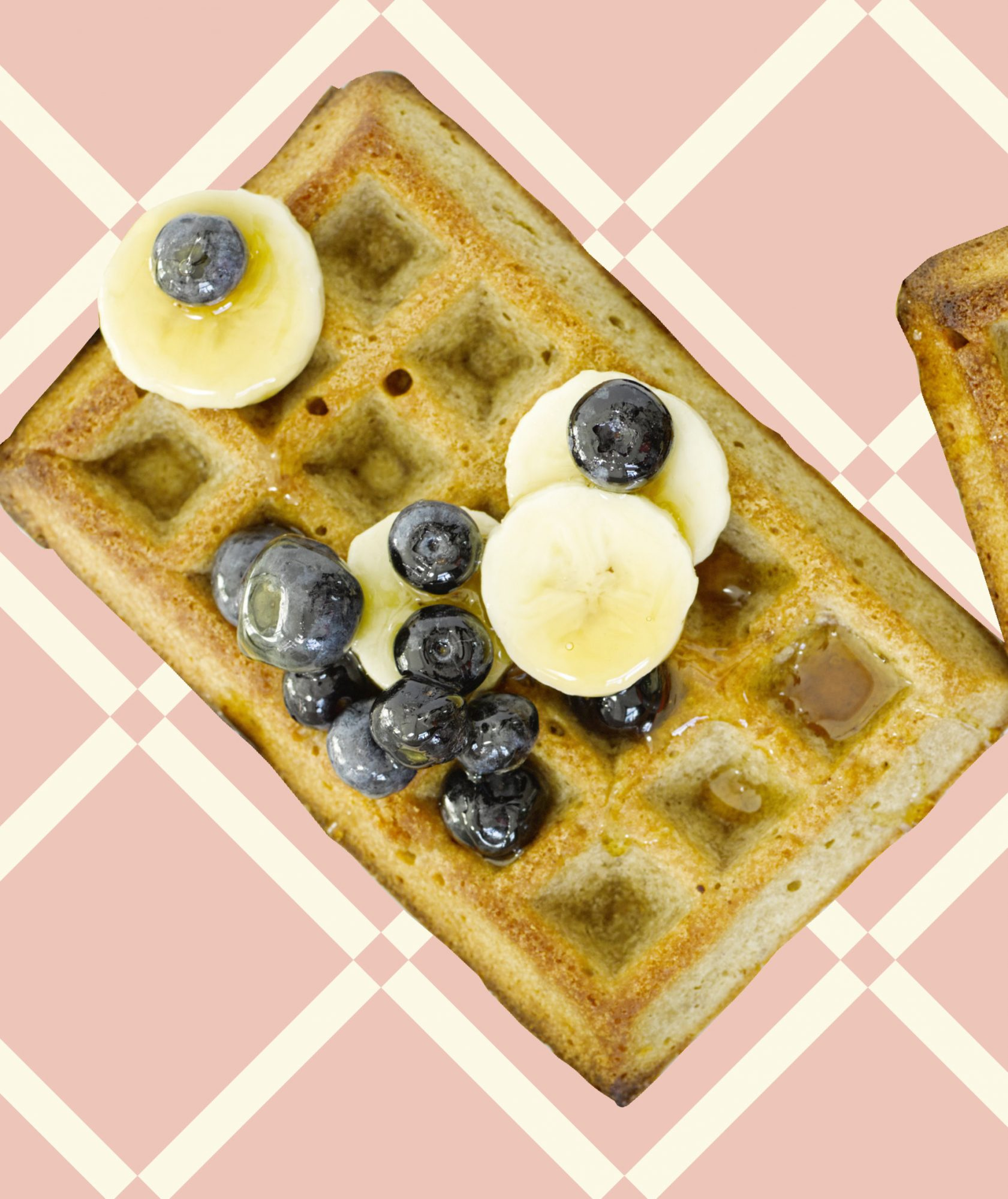 This Smart, Simple Hack Is the Secret to Making Picture-Perfect Waffles