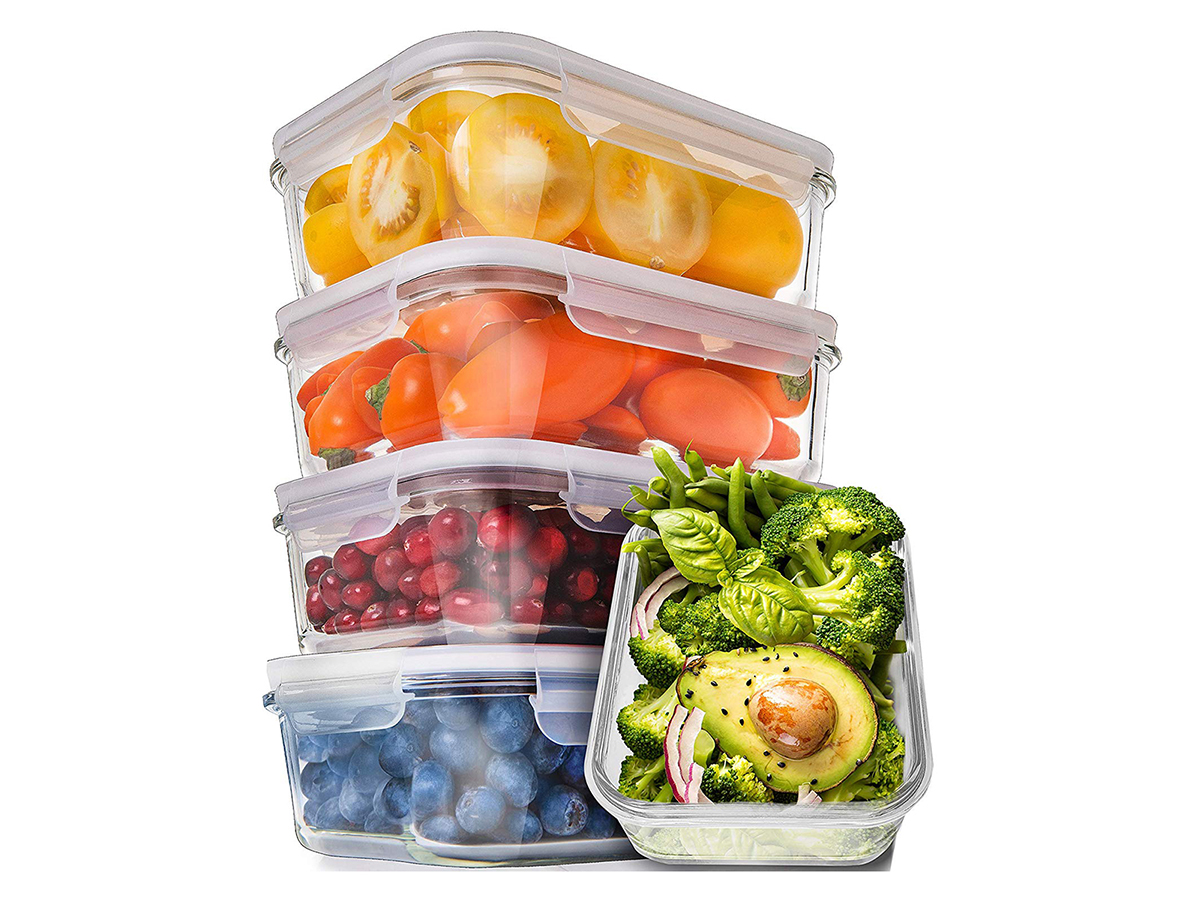 Prep Naturals Meal Prep Containers
