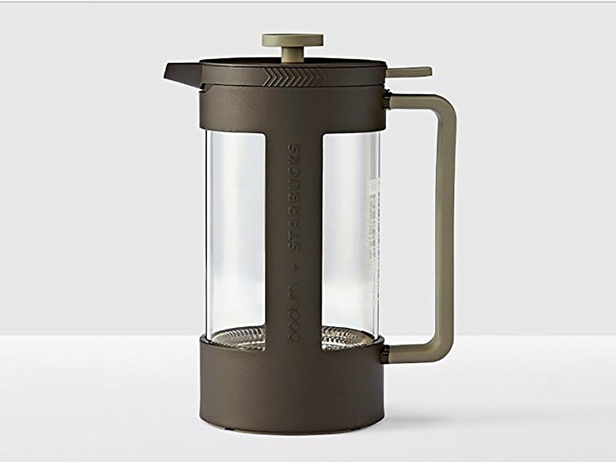 230,000+French Presses Recalled From Starbucks Due to Laceration Risk