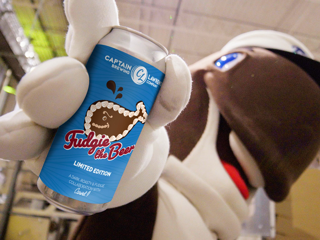 Fudgie the Beer