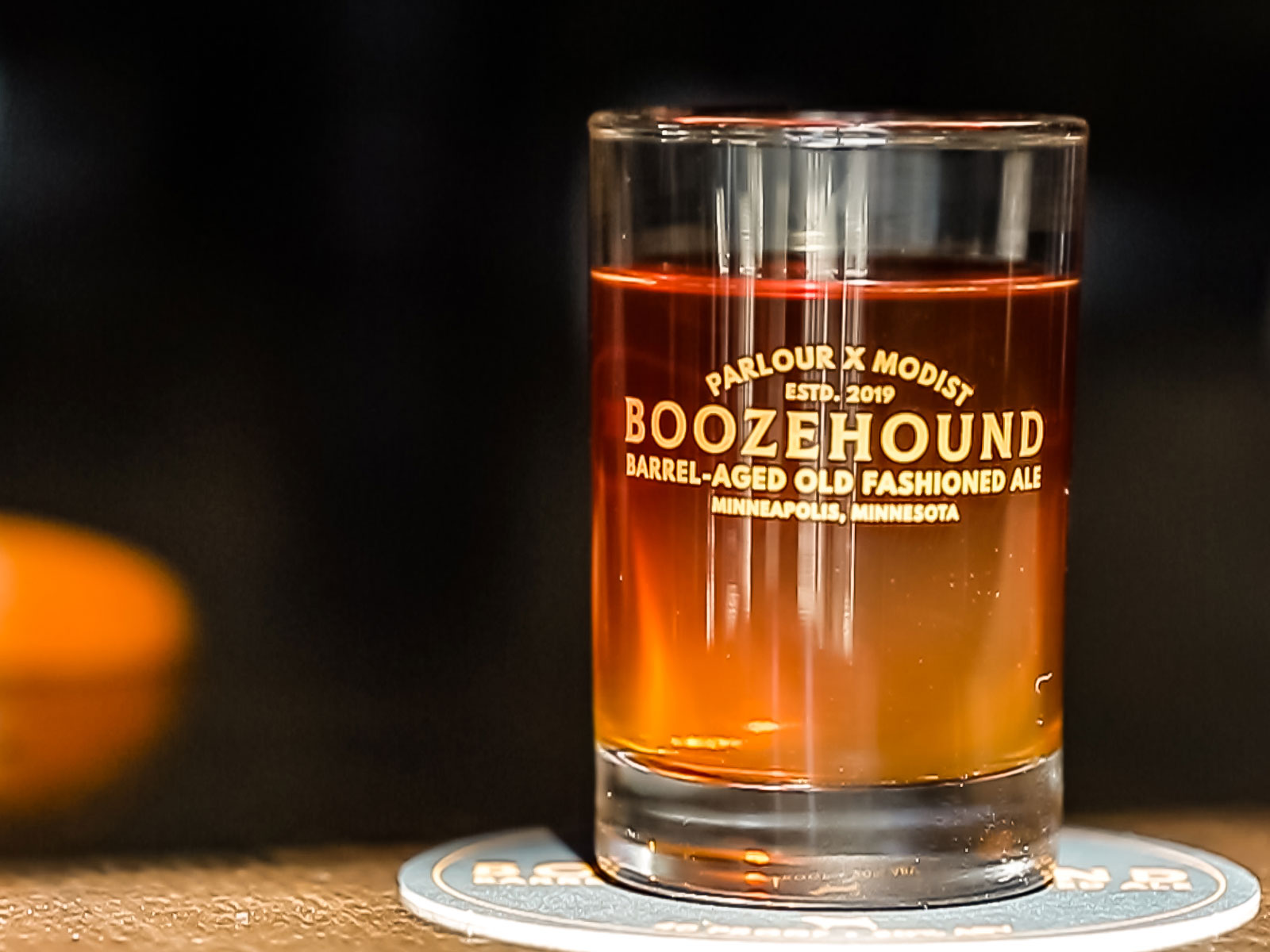 Modist Brewing Boozehound