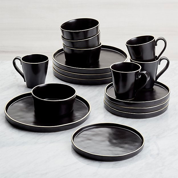 Sloan ceramic dinnerware
