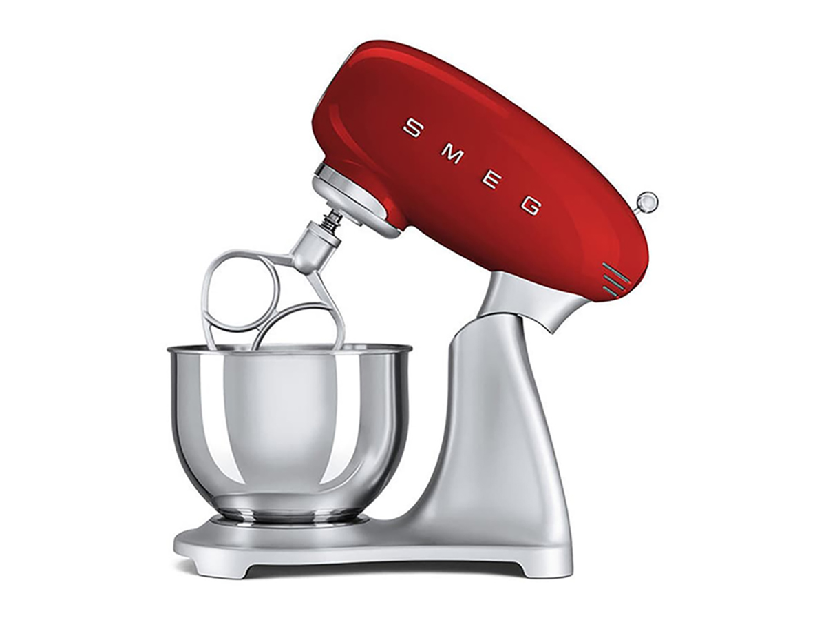Smeg '50s Retro Style Five-Quart Stand Mixer