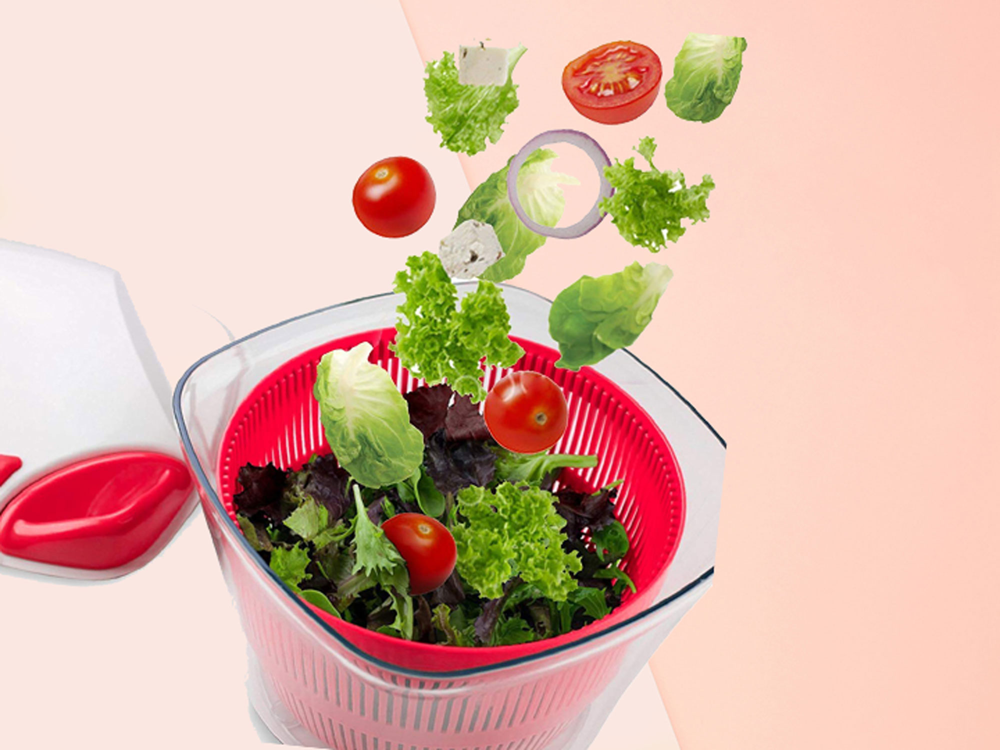 This Award-Winning Salad Spinner Is Climbing Amazon's Best-Selling Charts