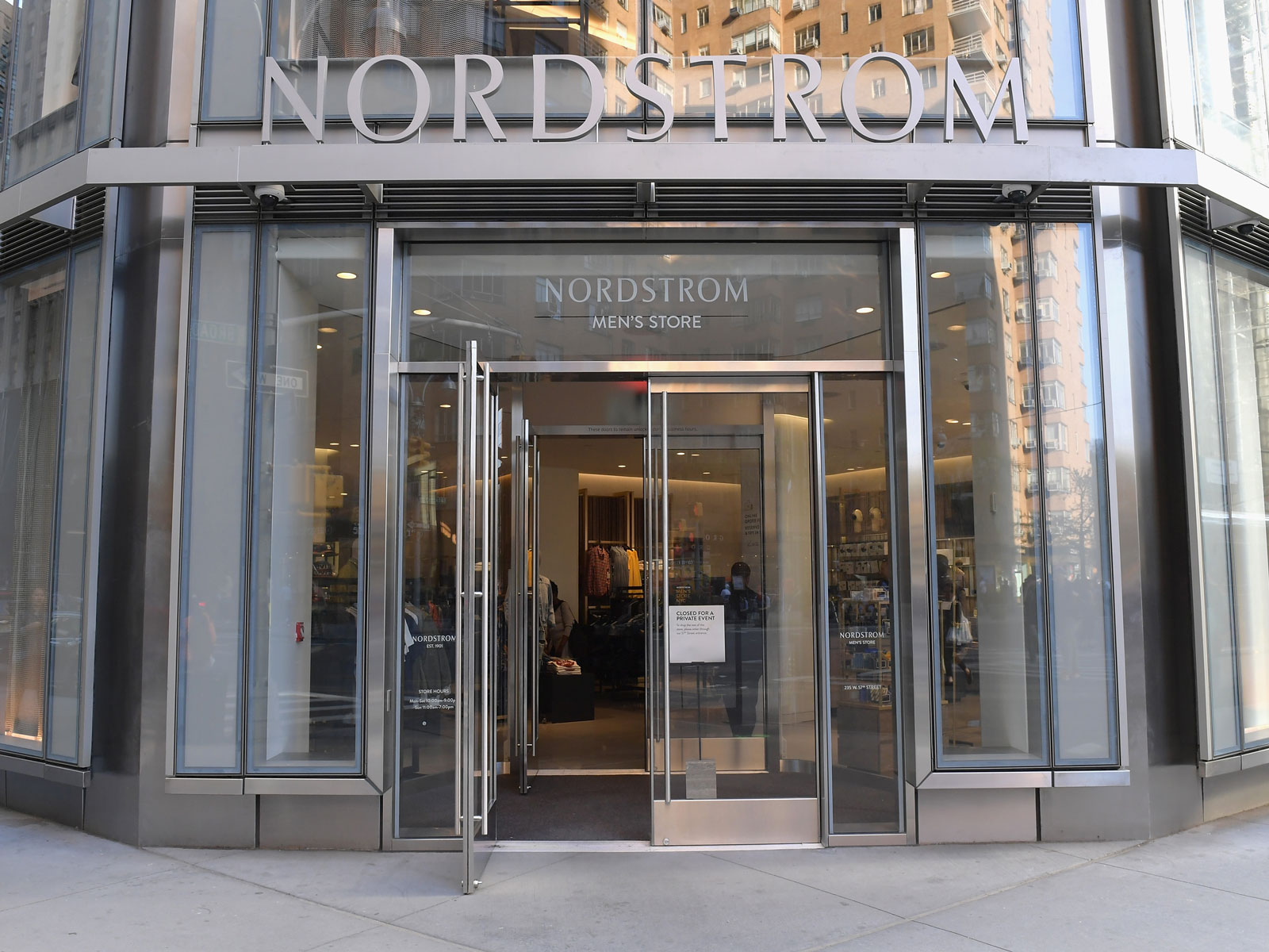 Nordstrom New York.