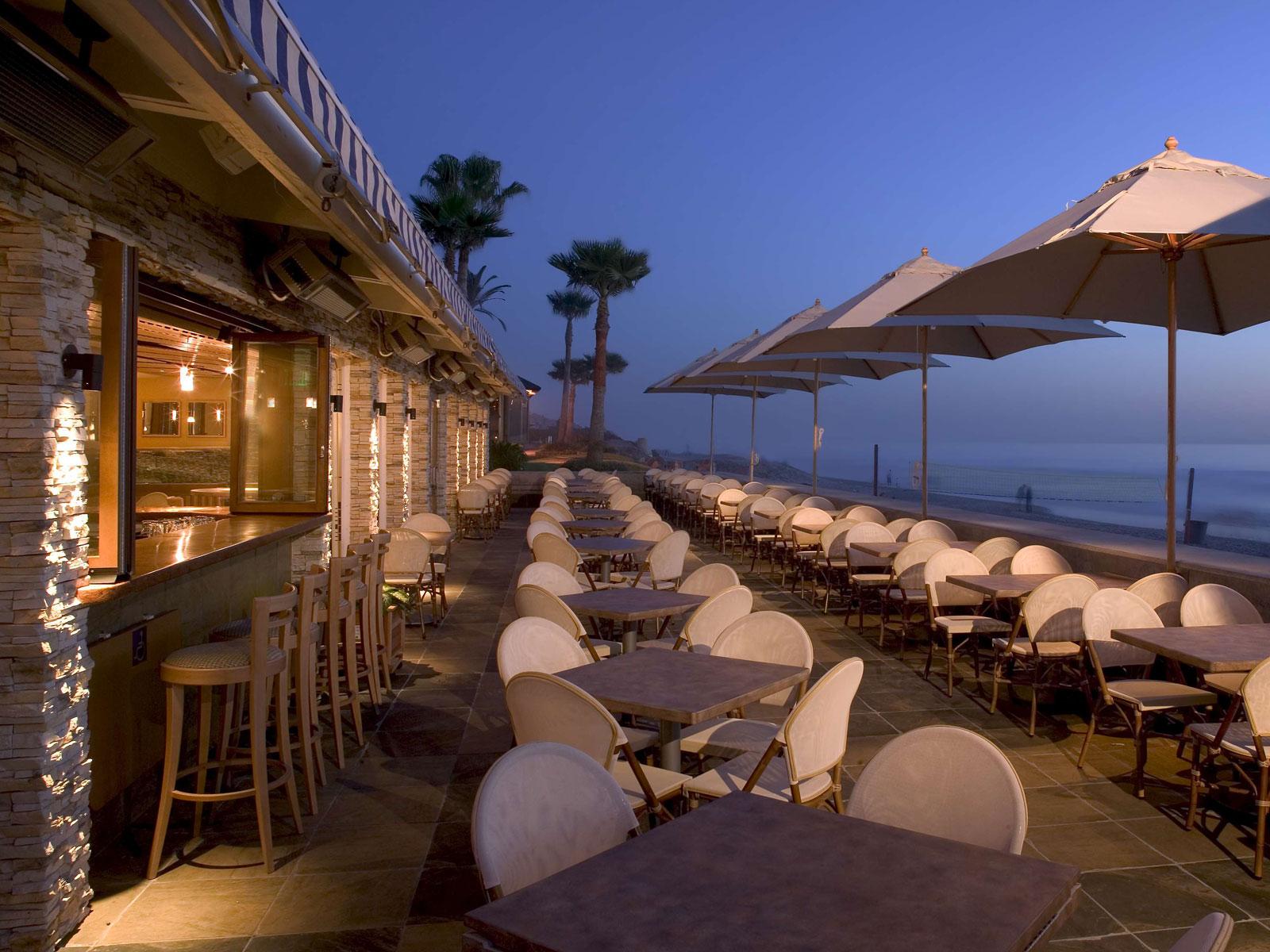 OpenTable Al Fresco Restaurants