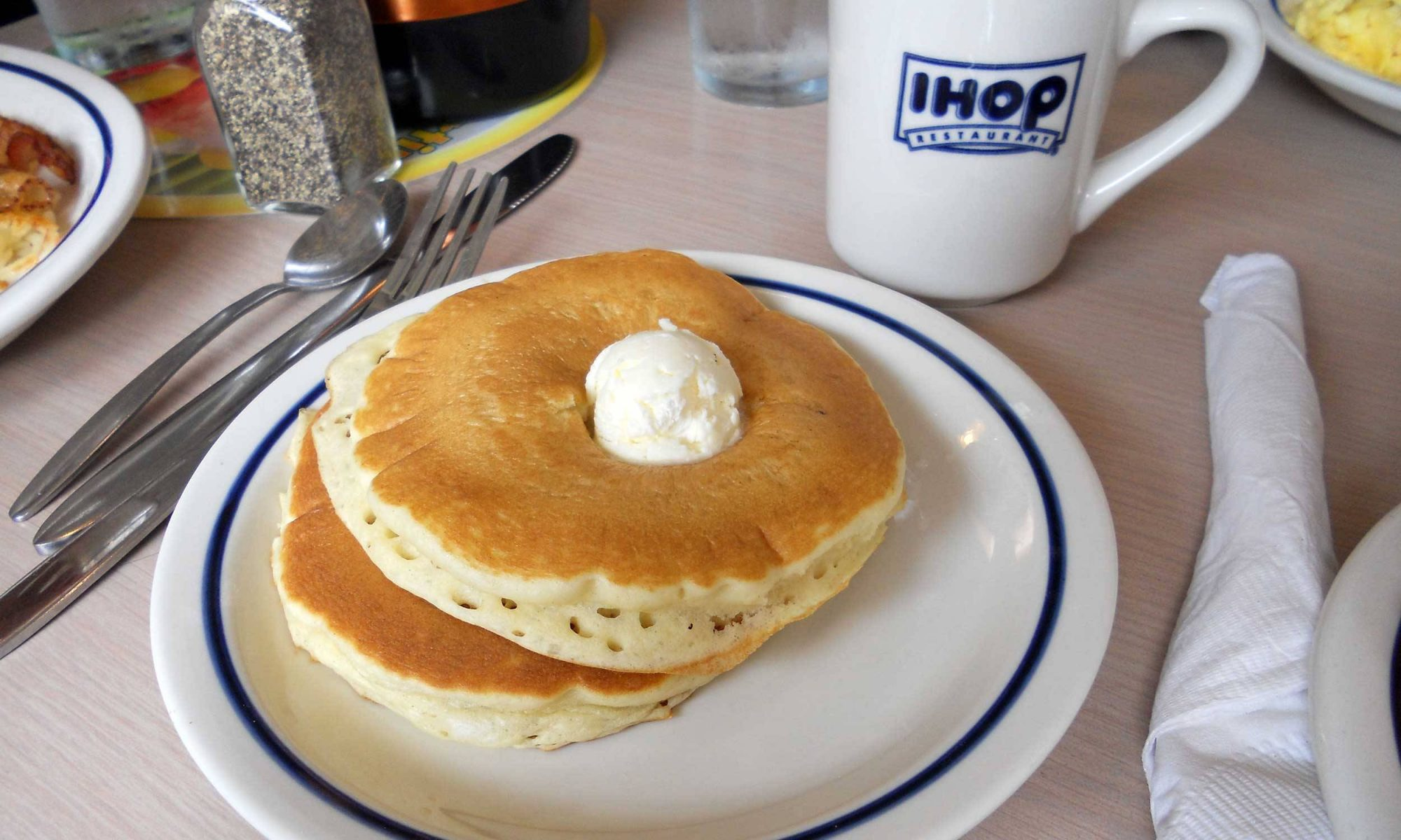 Get Free IHOP Pancakes on March 7 for National Pancake Day