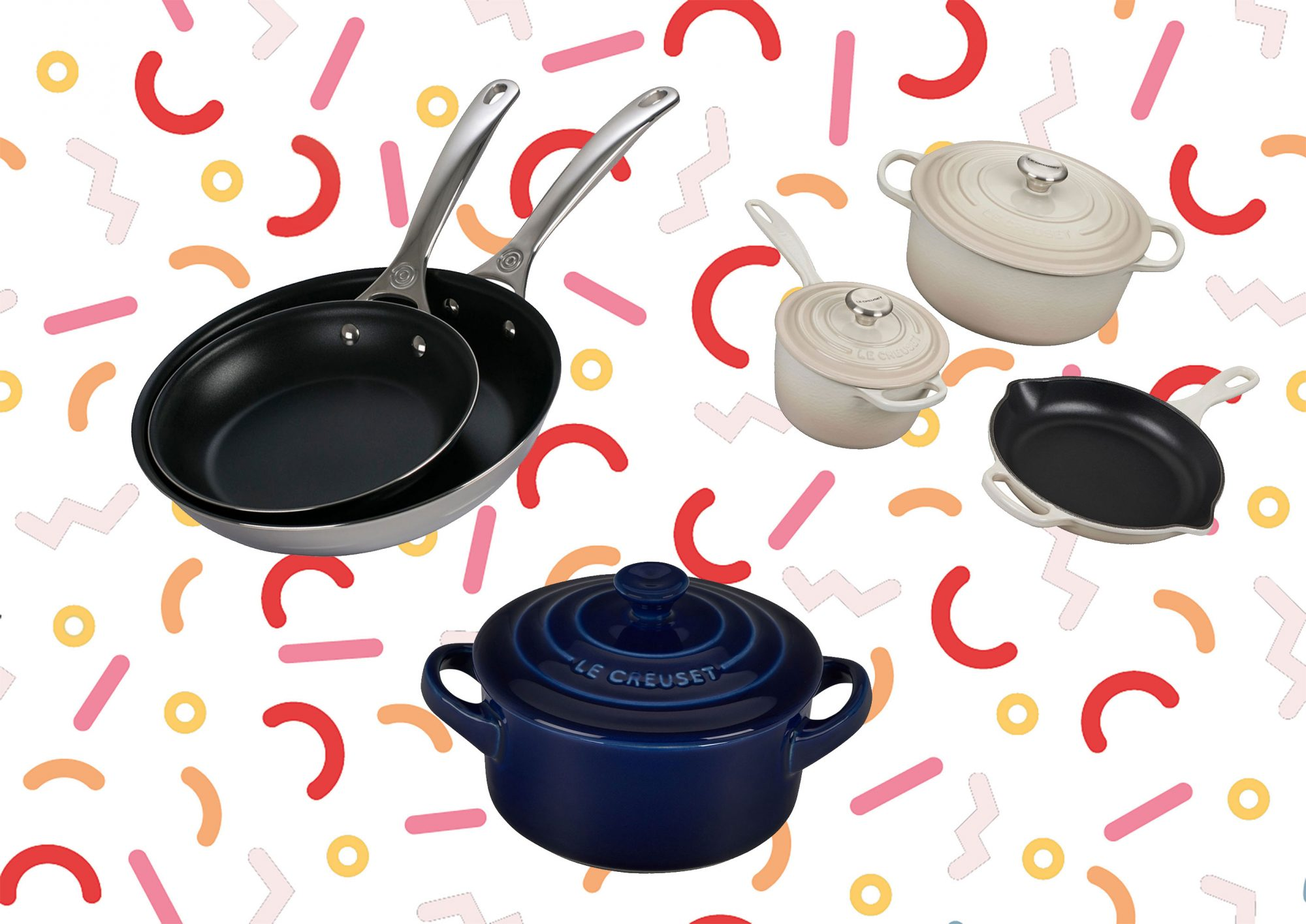 Psst! Le Creuset Is 30% Off Right Now at This Secret Sale