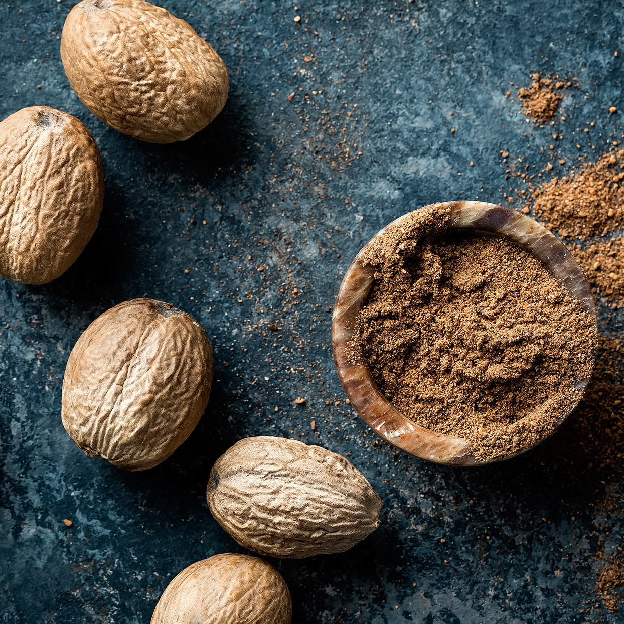 nutmeg healthy spices to eat