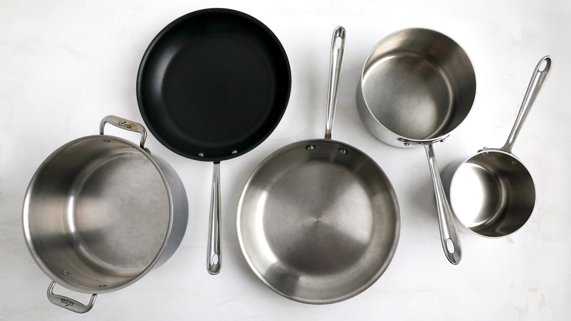 The 7 Pots And Pans You Need And What To Cook In Each Of Them