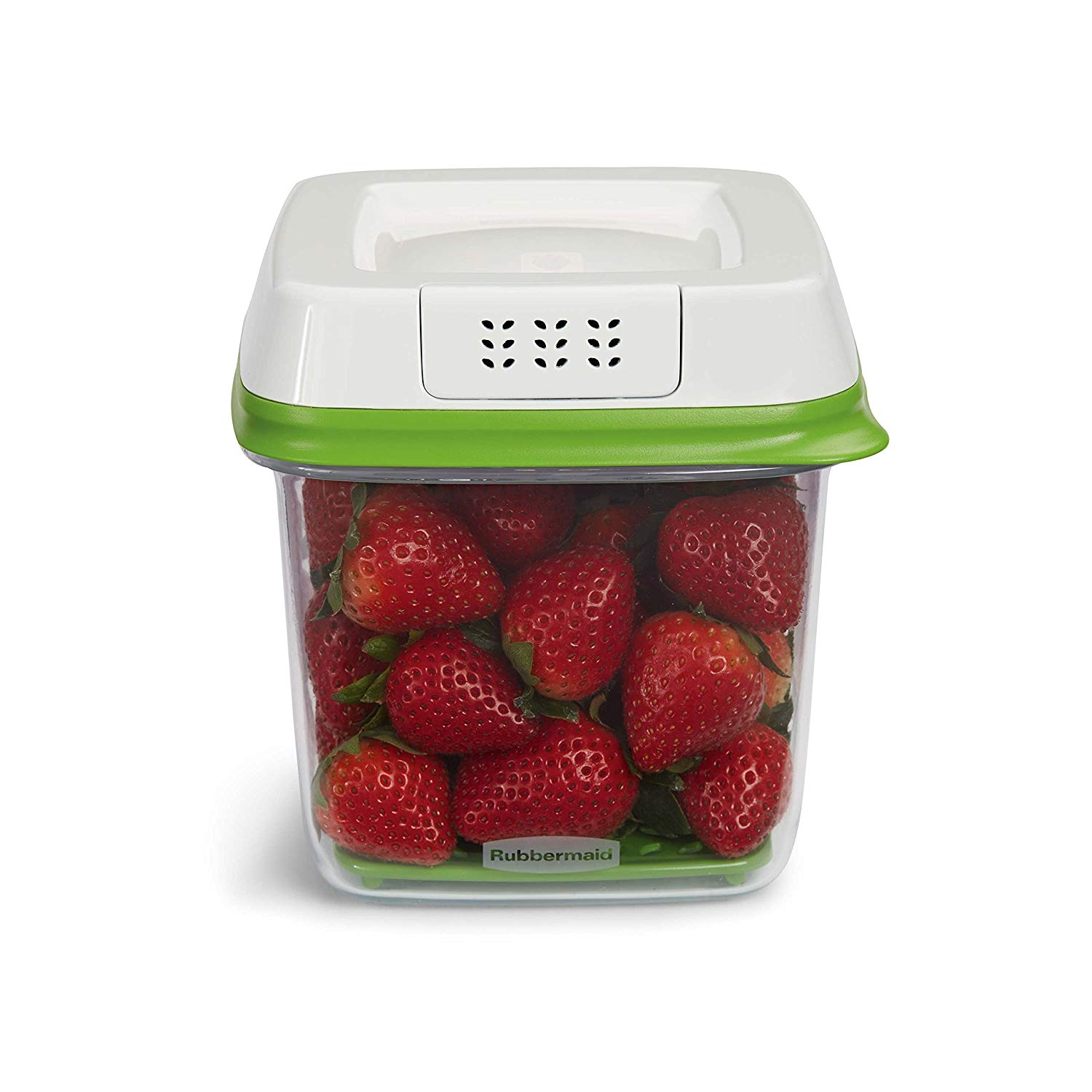 Rubbermaid FreshWorks Produce Saver Medium, 6.3-Cup Container