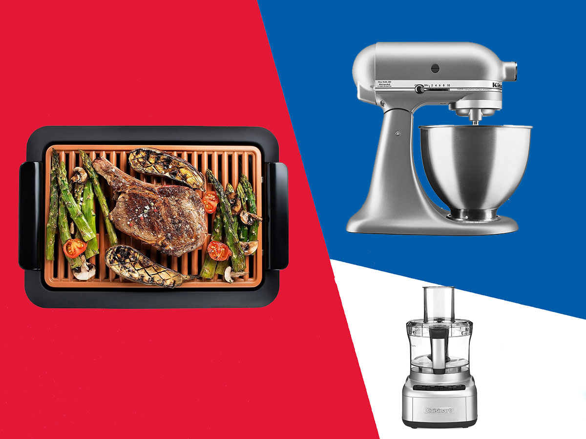 Sale Alert! Instant Pot, KitchenAid, and More Are Majorly Marked Down During Walmart's 4th of July Sale