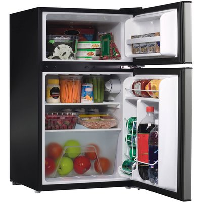Amana 3.1 cu. ft. Compact Refrigerator with Freezer