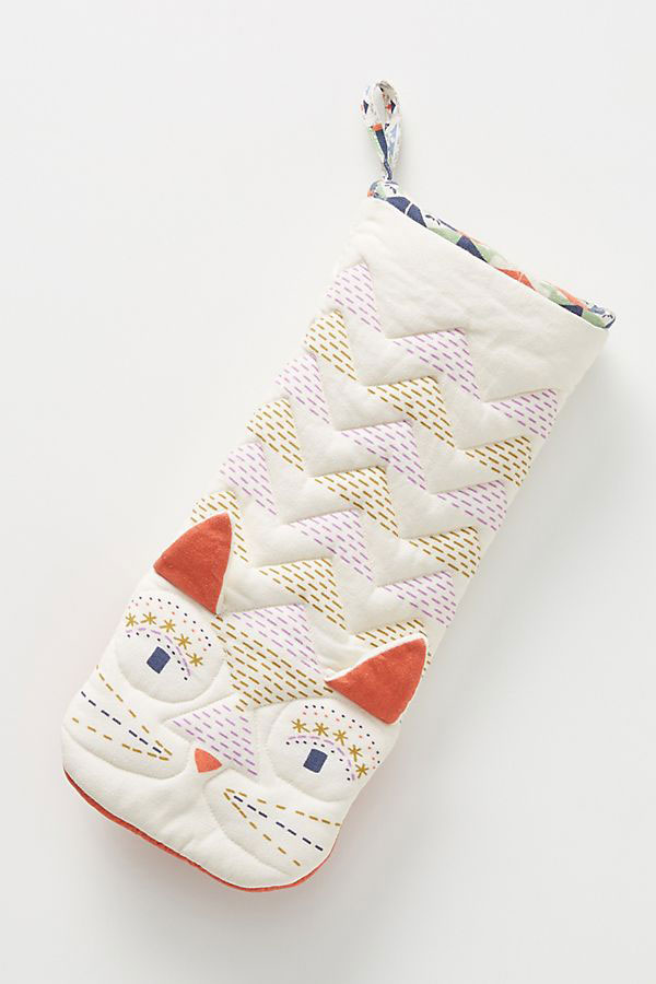 Anthropologie Oven Mitts