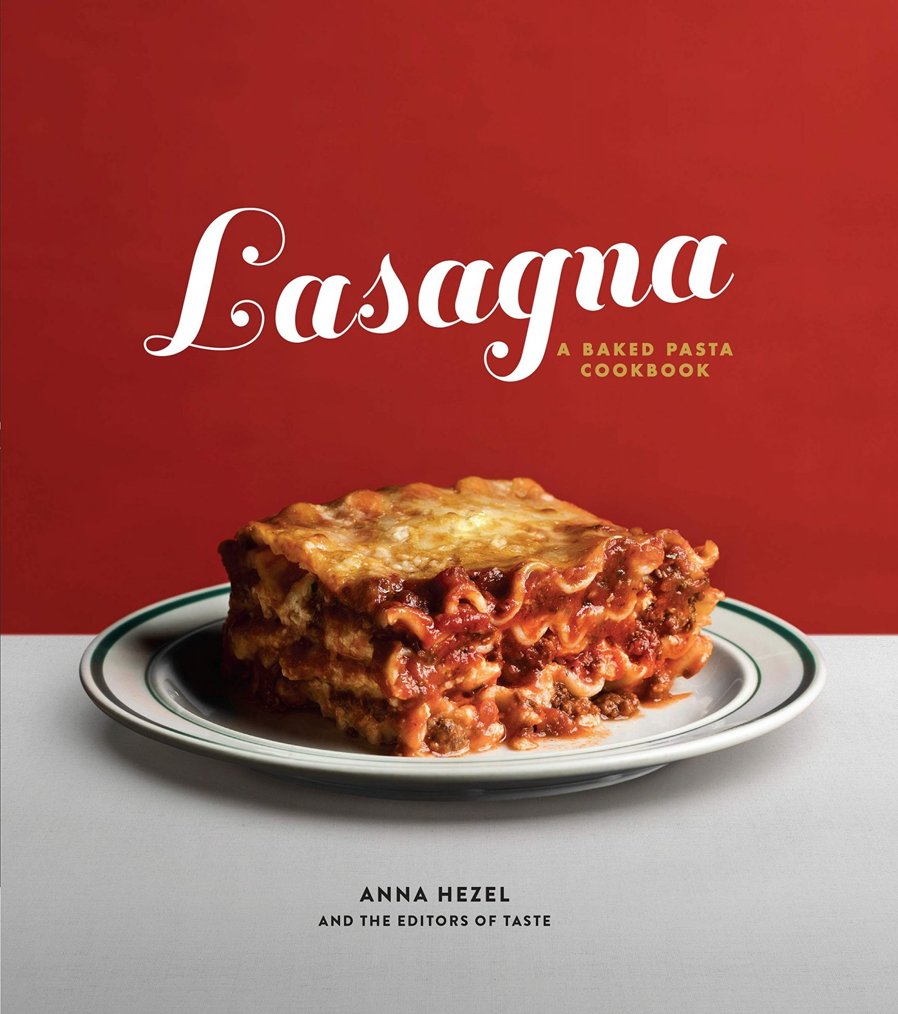Lasagna Cookbook