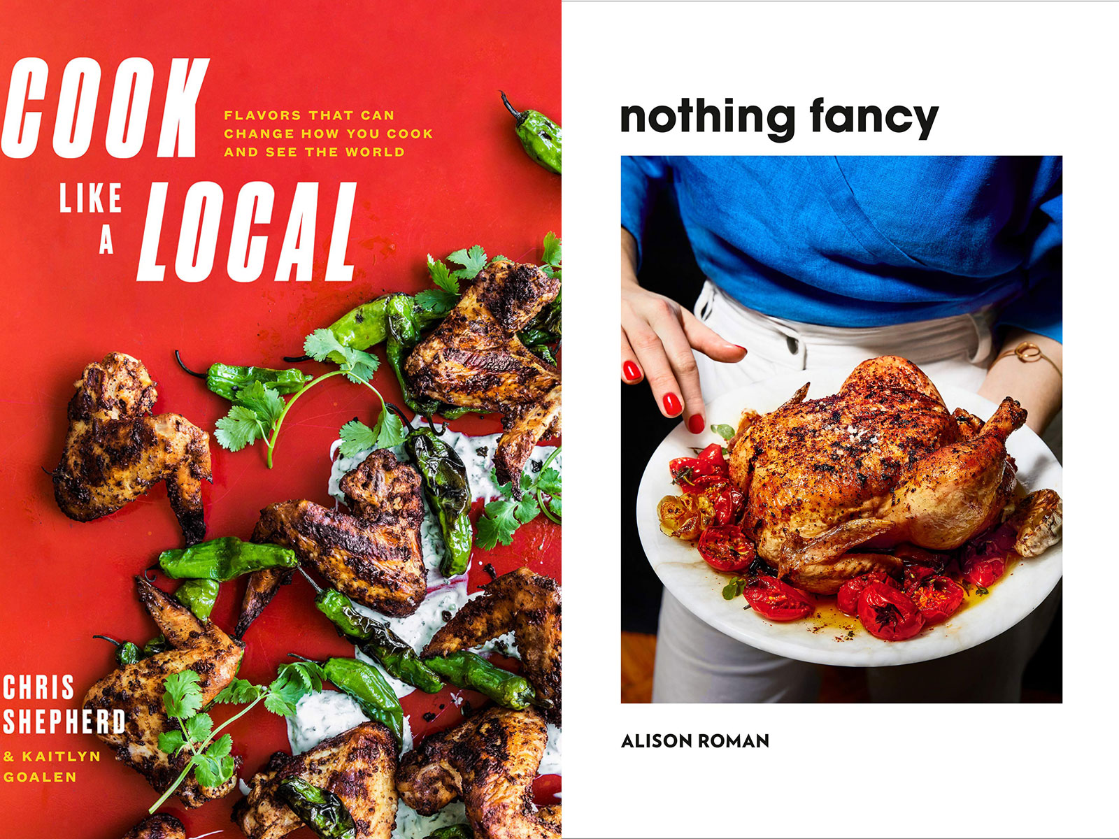Fall Cookbooks 2019