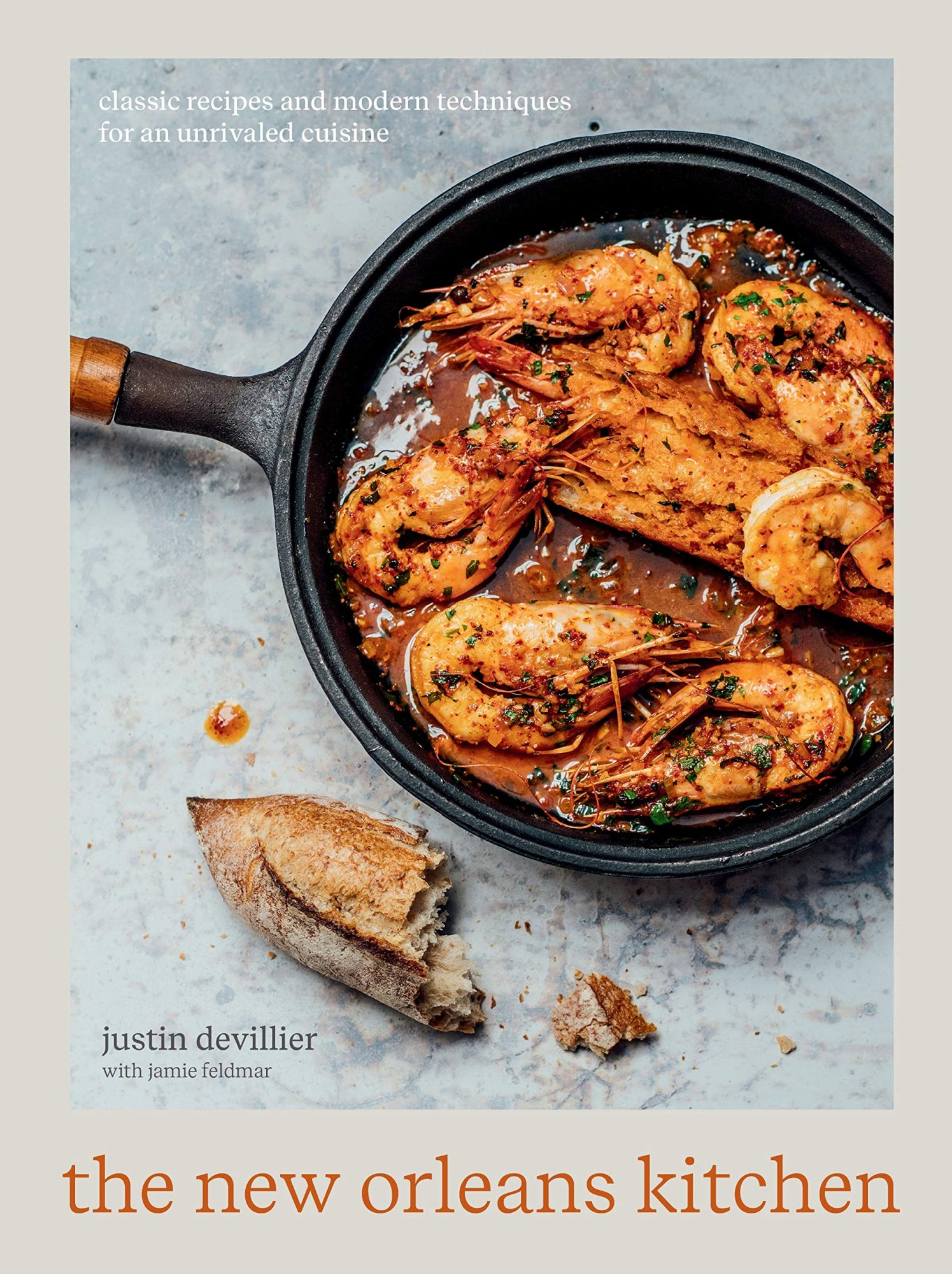 New Orleans Kitchen Cookbook