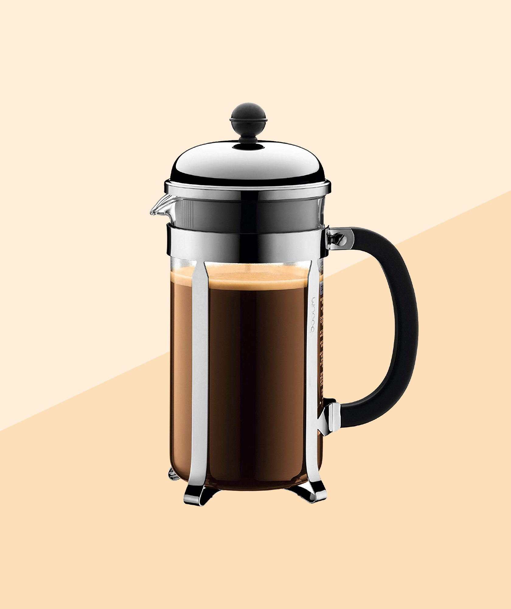 Amazon's Best-Selling French Press Saved My Small Kitchen