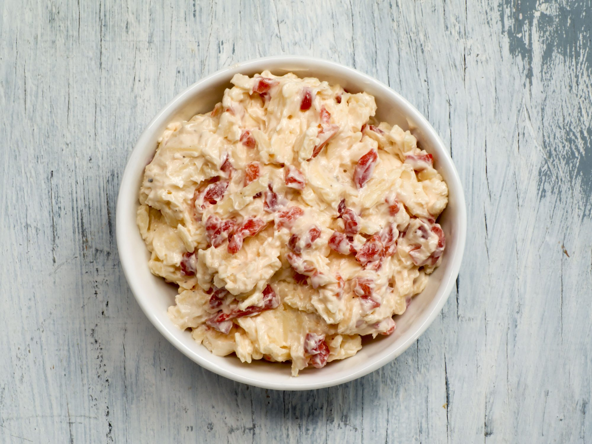 Super Simple Pimiento Cheese image