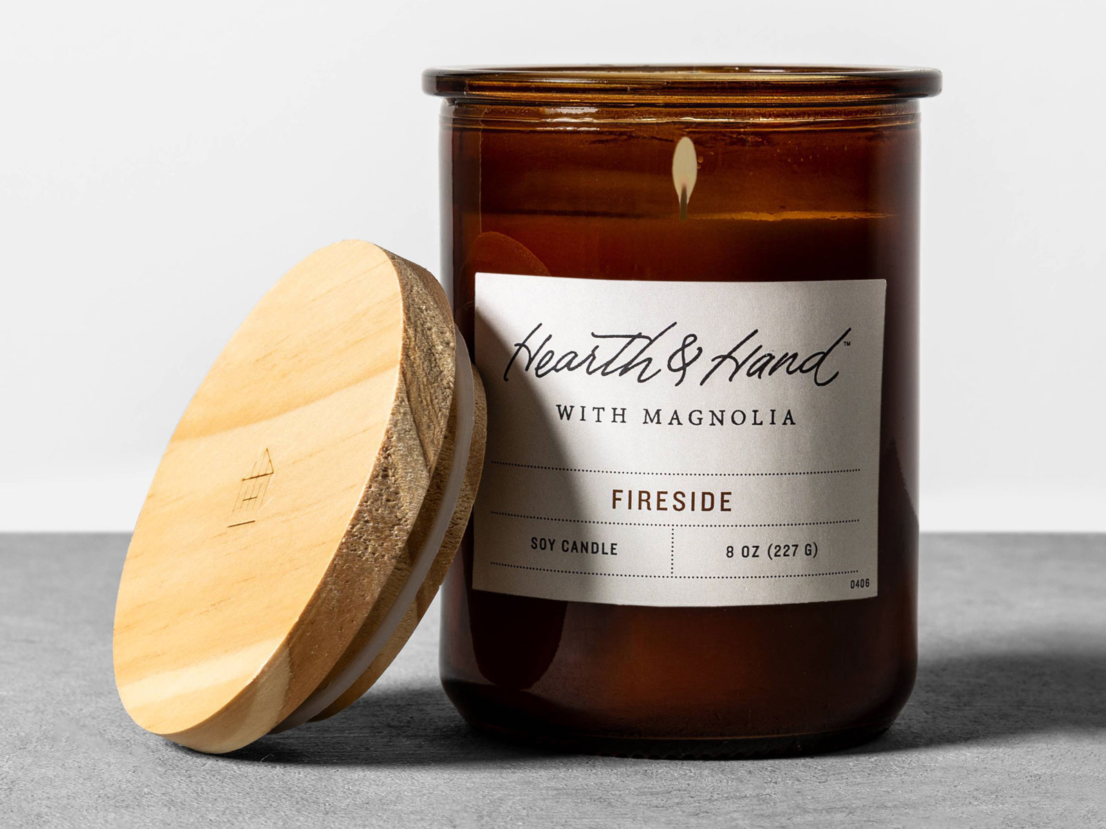 hearth and hand kitchen fall 2019 candle