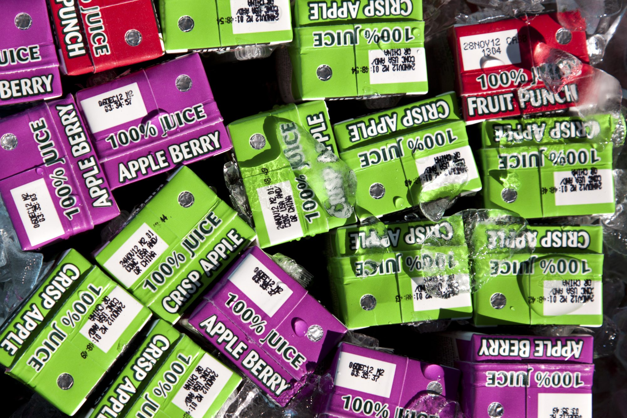 The War on Juice Boxes? Parents Search for Alternatives With Less Sugar