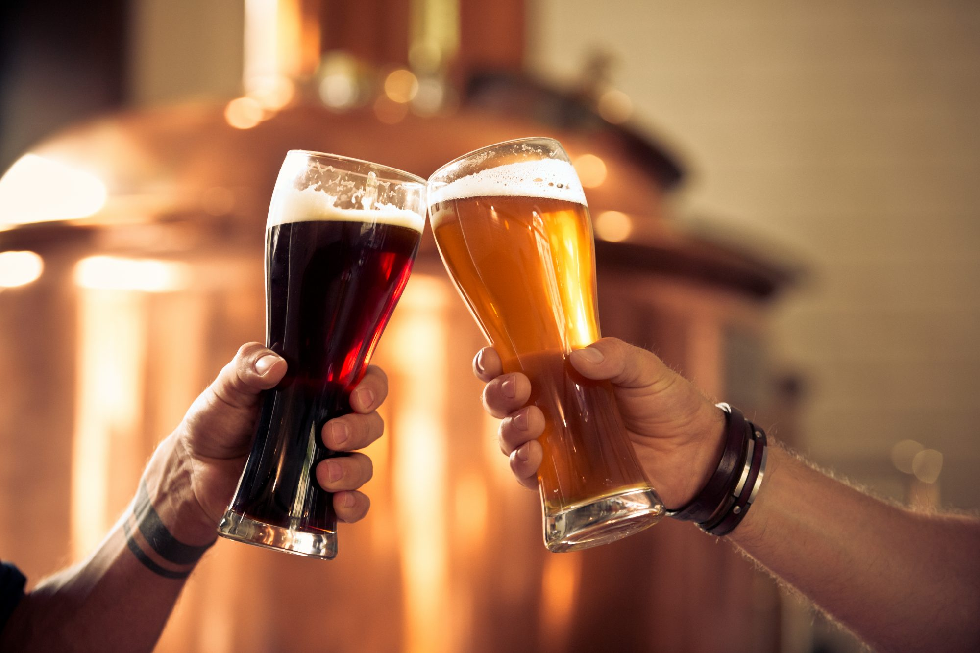 Lager vs. Ale: What's the Difference?