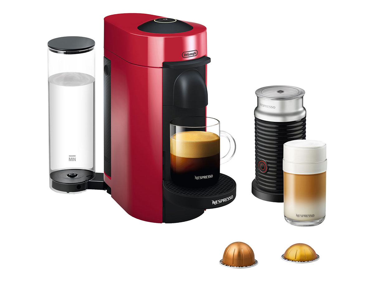 Nespresso VertuoPlus Coffee and Espresso Maker