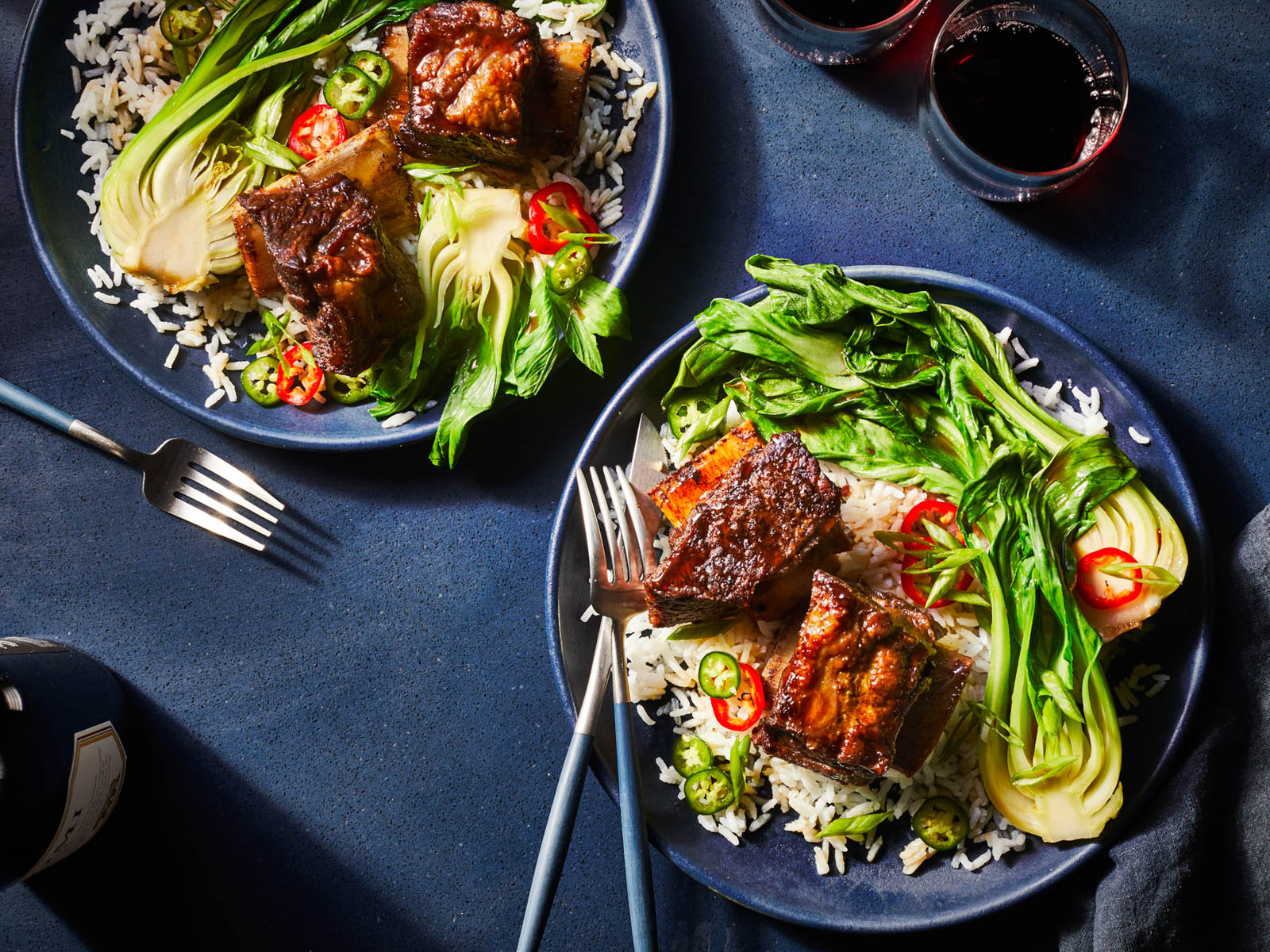 Instant Pot Red-Cooked Short Ribs