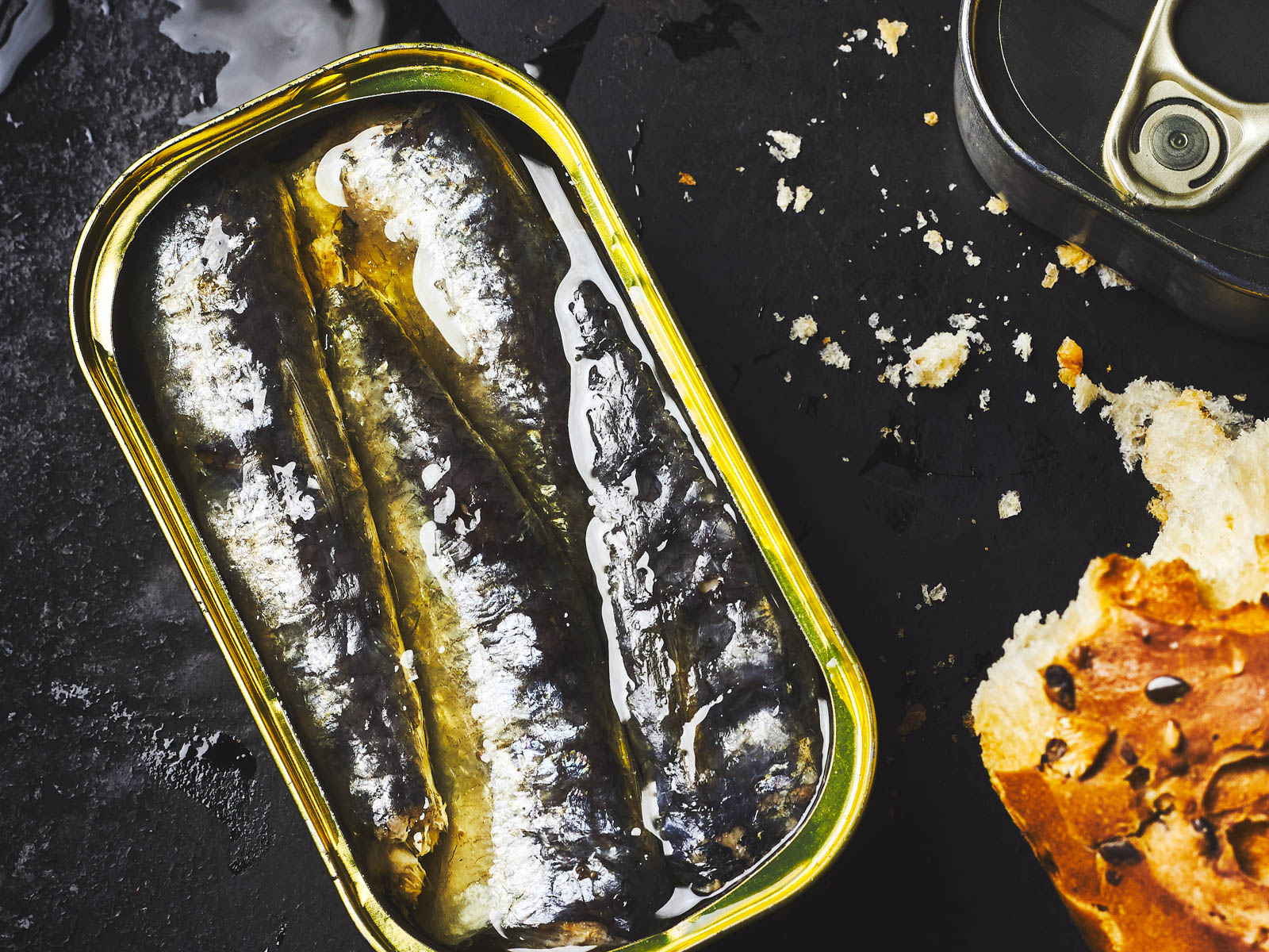 Chefs Refrigerate Sardines and Anchovies