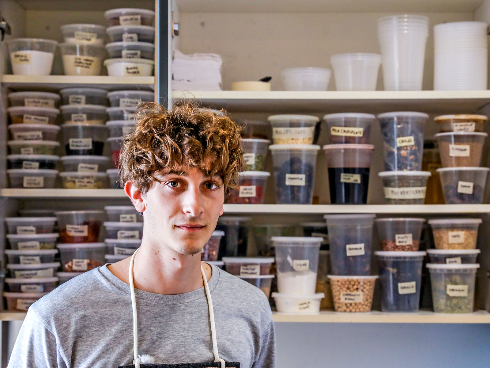Chef Jonah Reider Containers To Be A More Creative Cook