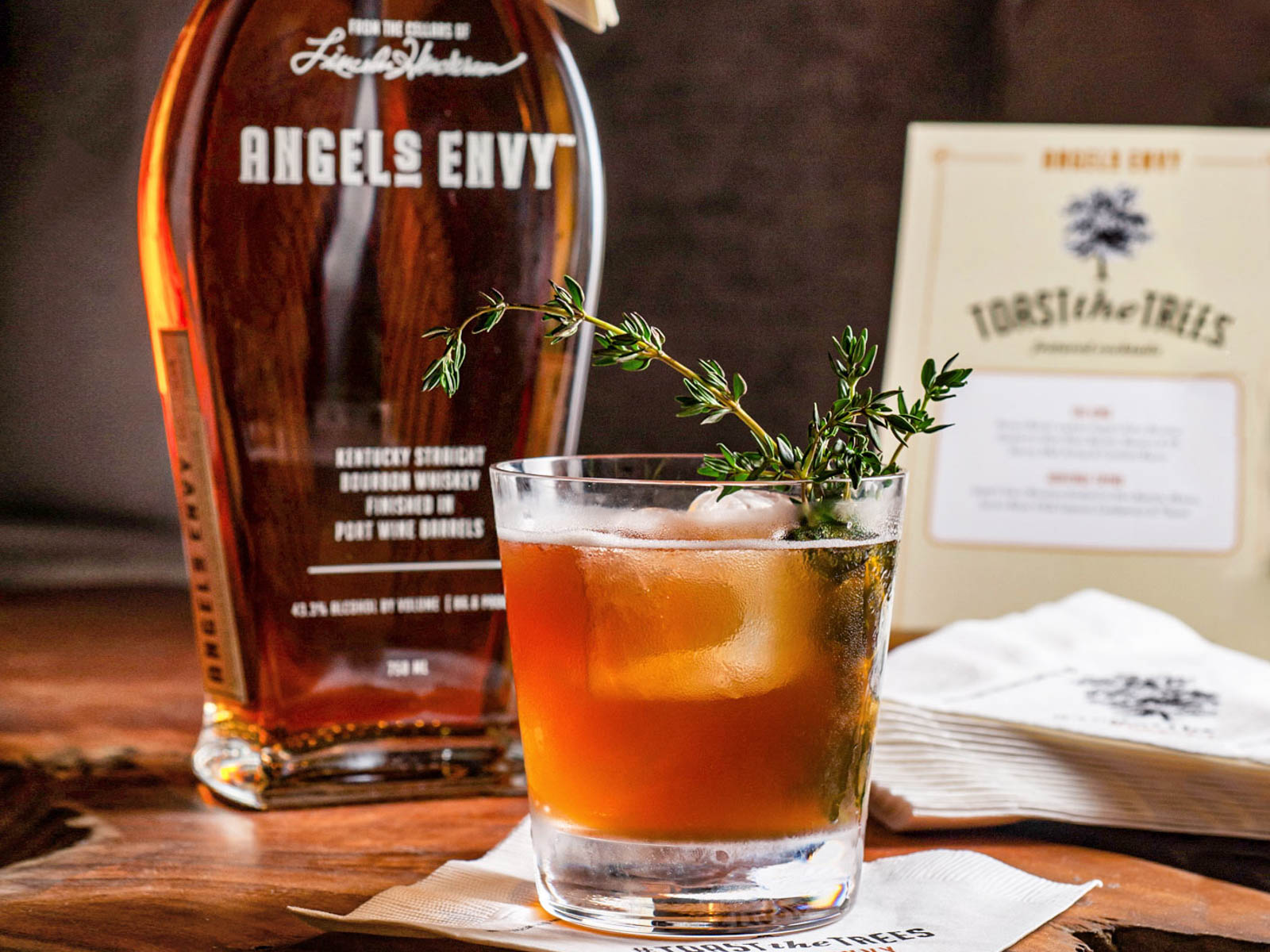 Sustainable Wines and Spirits Angel's Envy Bourbon