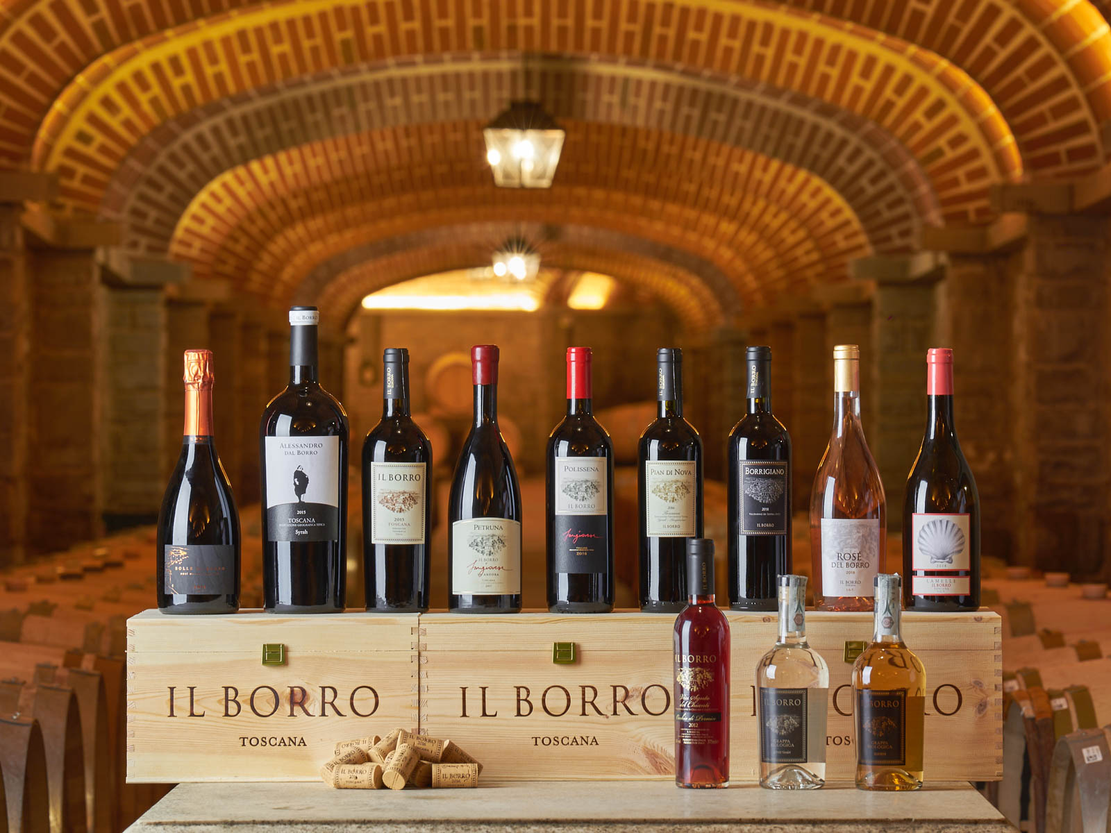 Sustainable Wines and Spirits Il Borro